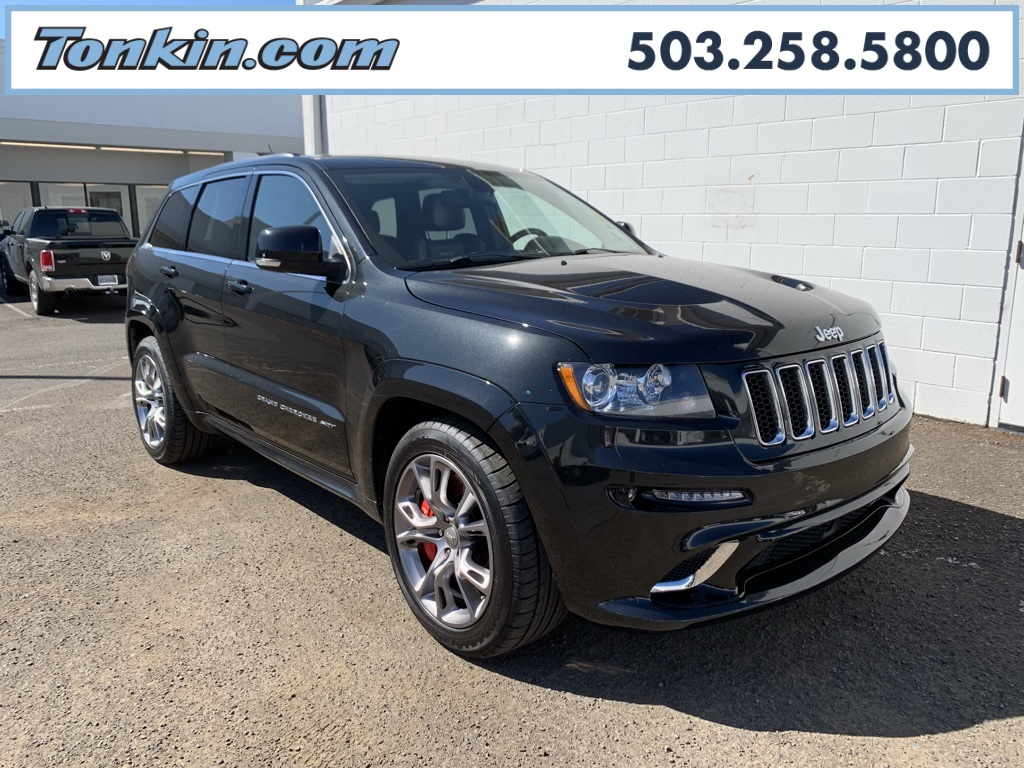 Jeep Cherokee Srt8 For Sale >> Pre Owned 2012 Jeep Grand Cherokee Srt8 4wd