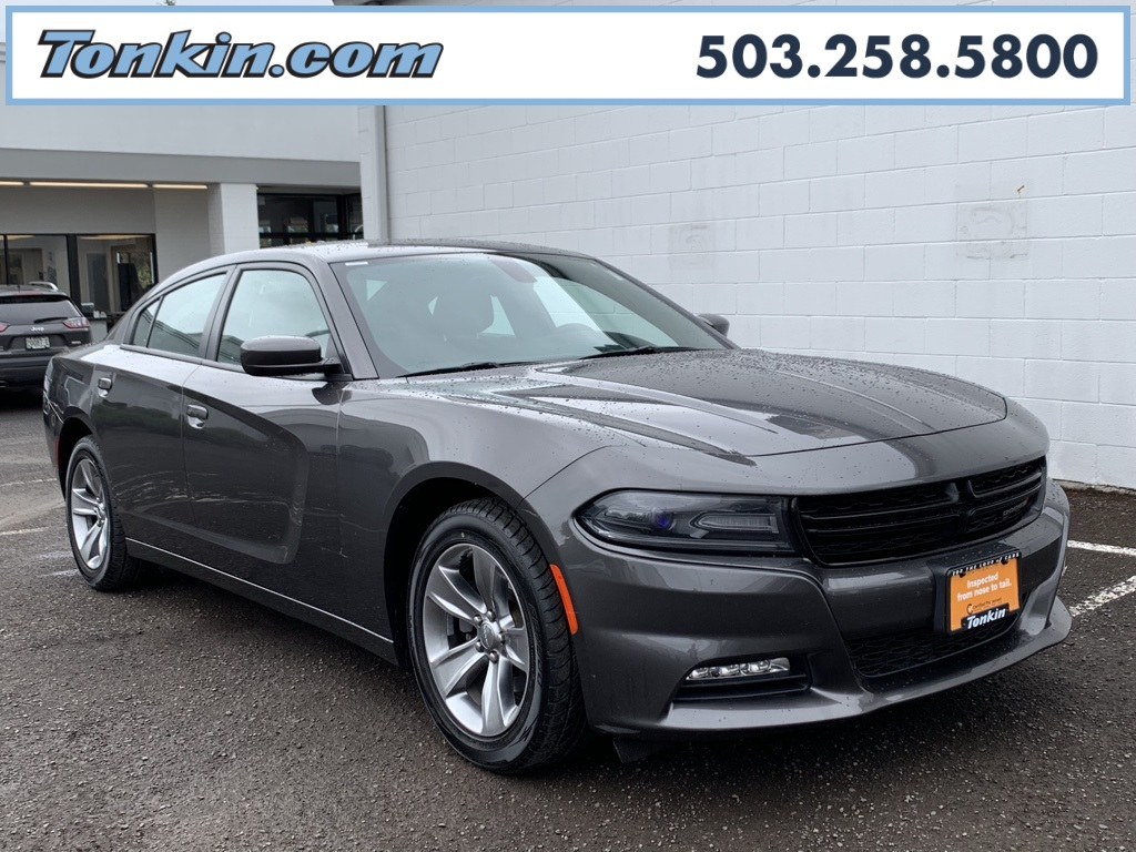 Certified Pre Owned 2016 Dodge Charger Sxt