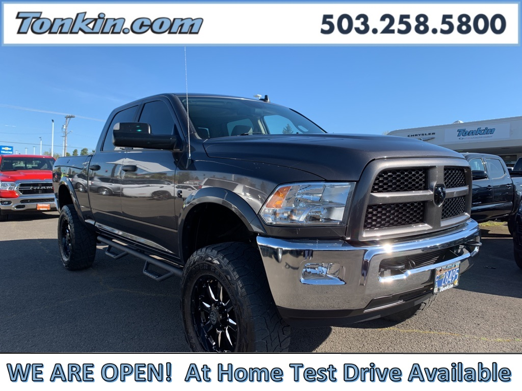 Certified Pre-Owned 2016 Ram 2500 Outdoorsman