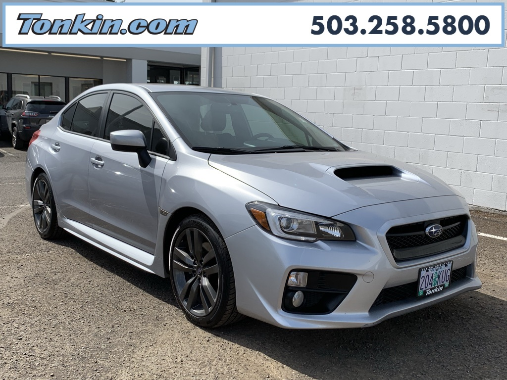 Pre Owned 2016 Subaru Wrx Limited