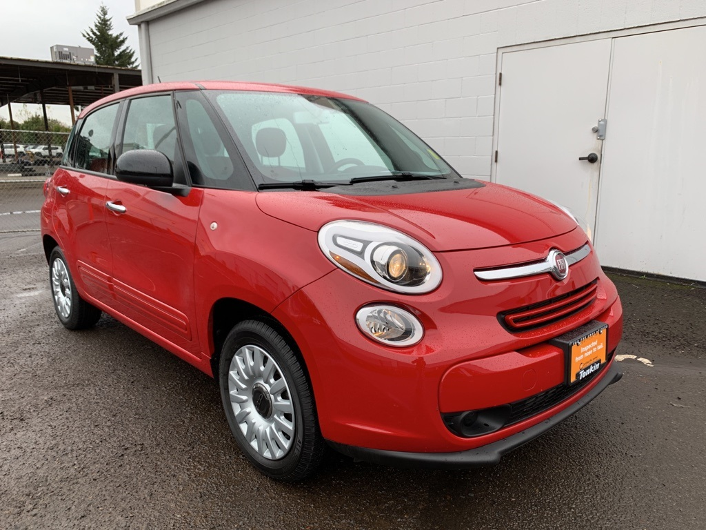 Certified Pre-Owned 2016 FIAT 500L Pop