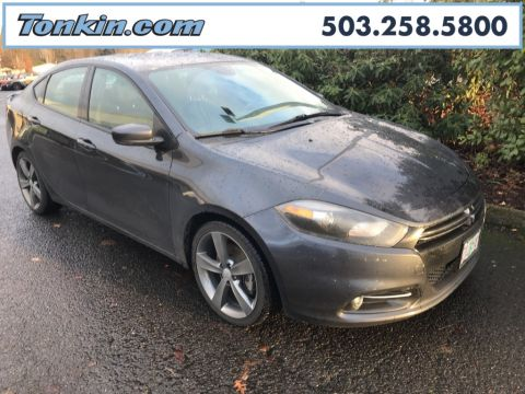 Certified Pre-Owned 2014 Dodge Dart Limited/GT