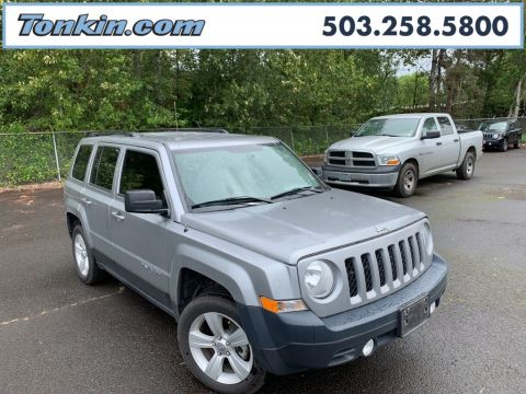 Certified Pre-Owned 2016 Jeep Patriot Latitude