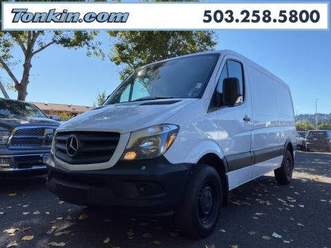 Pre-Owned 2016 Mercedes-Benz Sprinter 2500 Cargo 144 WB