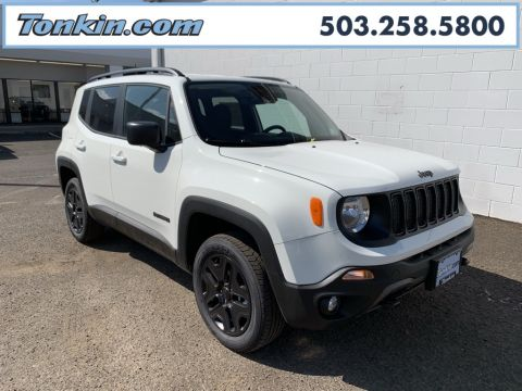 New 2019 JEEP Renegade Upland Edition